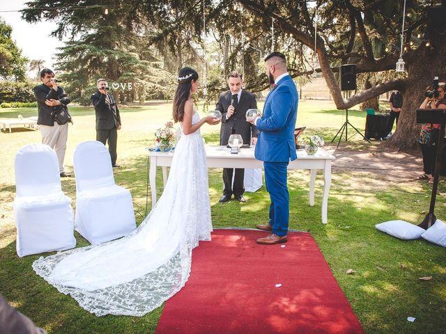 El casamiento de David y Tefy en Villa Allende, Córdoba 64