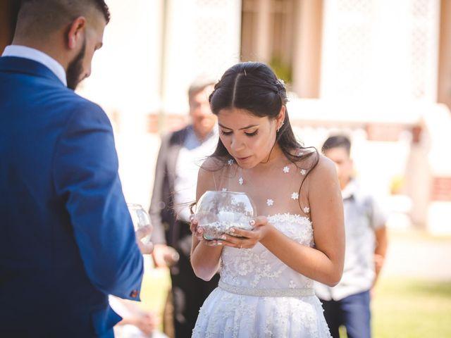 El casamiento de David y Tefy en Villa Allende, Córdoba 67