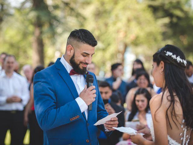El casamiento de David y Tefy en Villa Allende, Córdoba 69