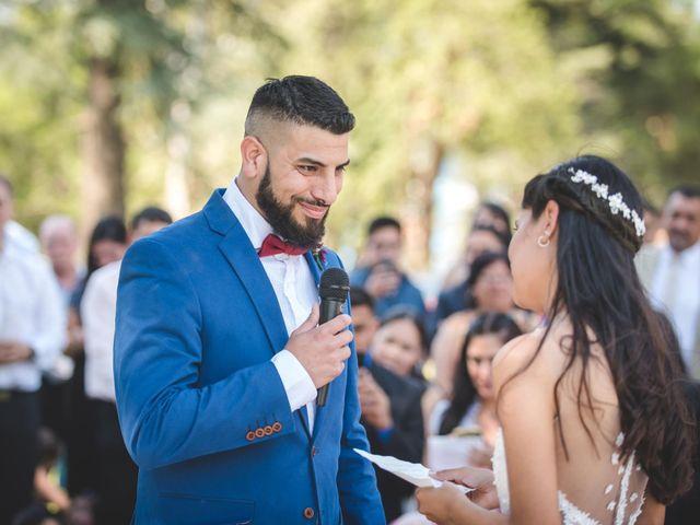 El casamiento de David y Tefy en Villa Allende, Córdoba 70