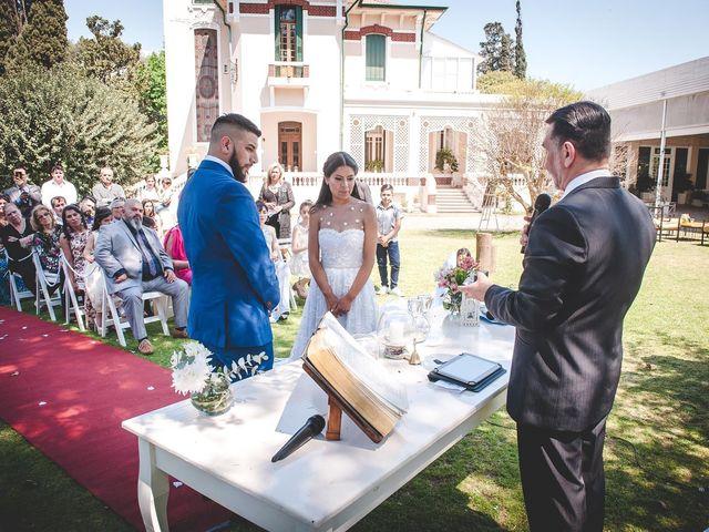El casamiento de David y Tefy en Villa Allende, Córdoba 73