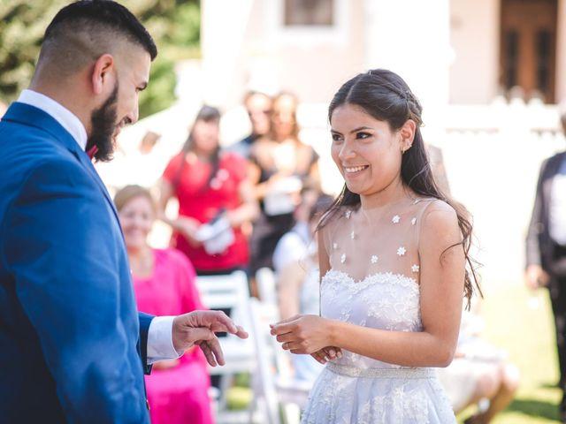 El casamiento de David y Tefy en Villa Allende, Córdoba 74