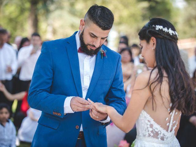 El casamiento de David y Tefy en Villa Allende, Córdoba 76