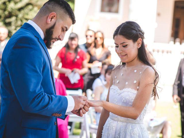 El casamiento de David y Tefy en Villa Allende, Córdoba 77