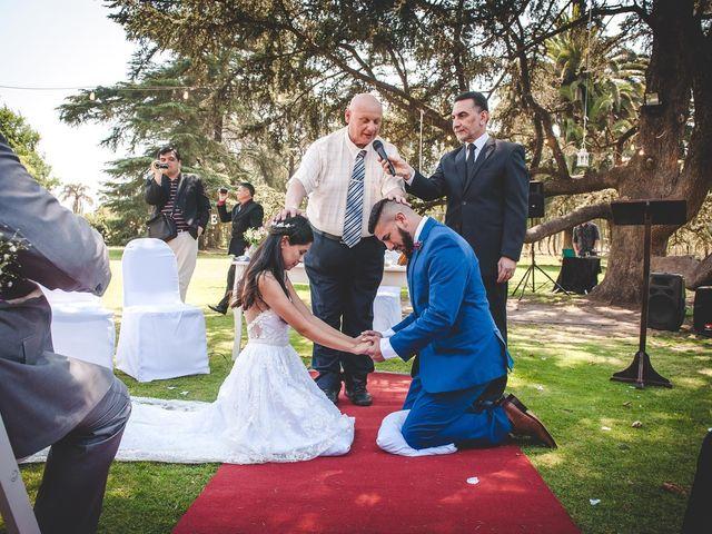 El casamiento de David y Tefy en Villa Allende, Córdoba 79