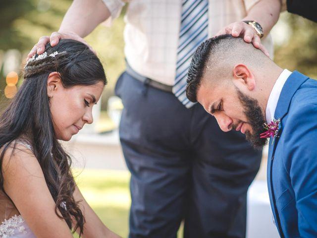 El casamiento de David y Tefy en Villa Allende, Córdoba 80