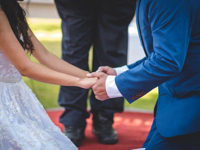 El casamiento de David y Tefy en Villa Allende, Córdoba 81