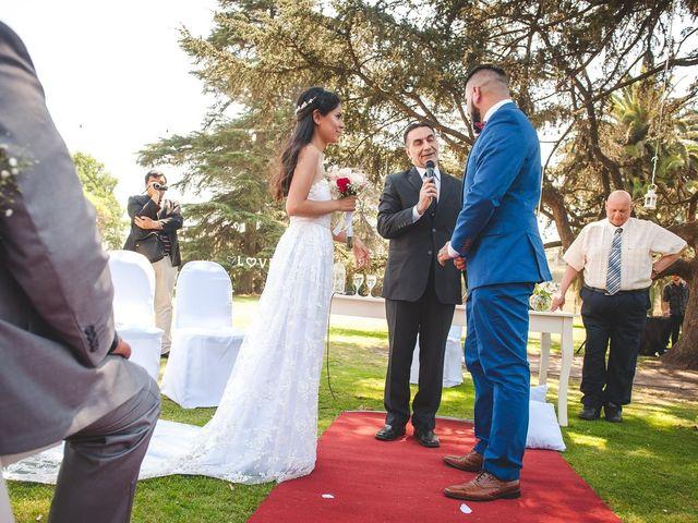 El casamiento de David y Tefy en Villa Allende, Córdoba 82
