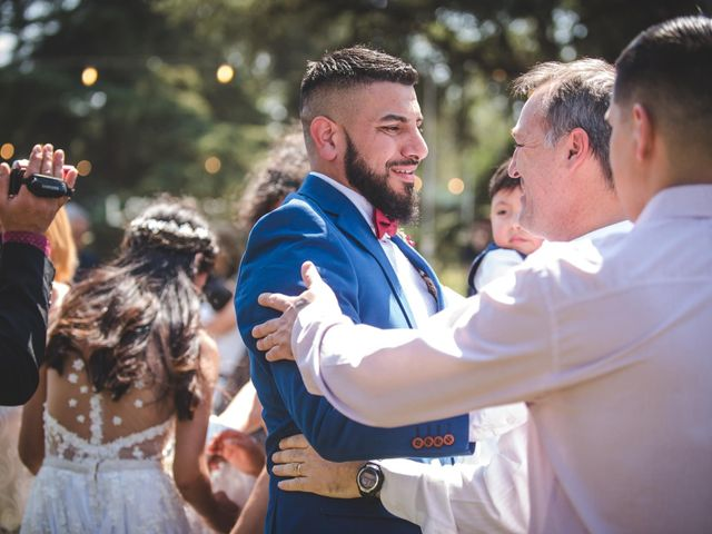 El casamiento de David y Tefy en Villa Allende, Córdoba 85