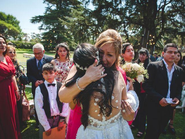 El casamiento de David y Tefy en Villa Allende, Córdoba 92