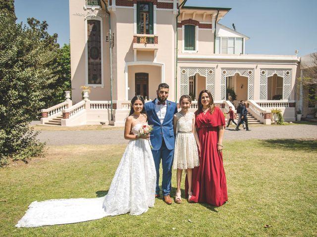 El casamiento de David y Tefy en Villa Allende, Córdoba 96