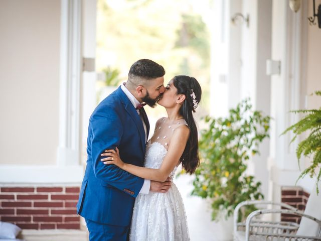 El casamiento de David y Tefy en Villa Allende, Córdoba 117