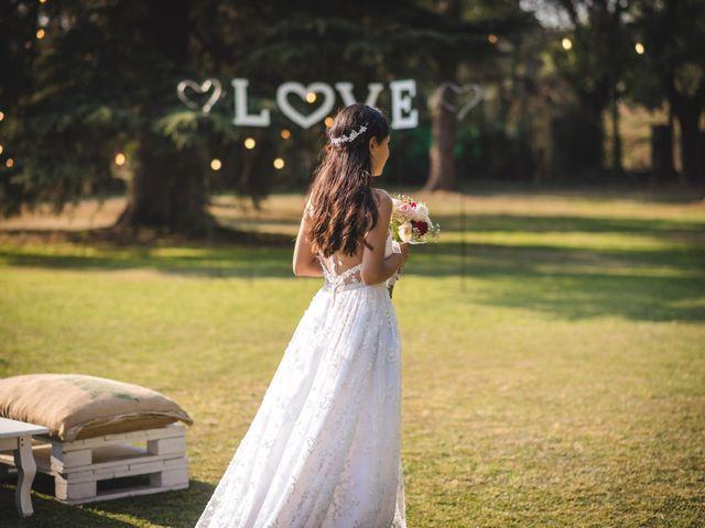 El casamiento de David y Tefy en Villa Allende, Córdoba 120