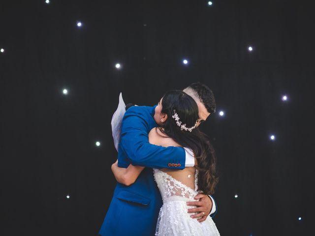 El casamiento de David y Tefy en Villa Allende, Córdoba 124
