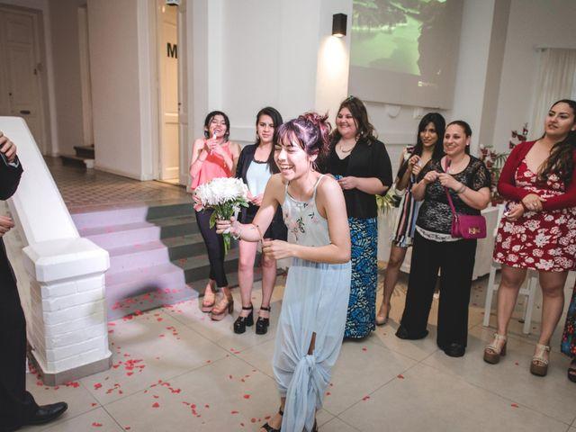 El casamiento de David y Tefy en Villa Allende, Córdoba 127
