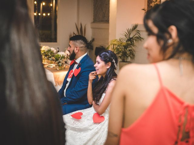 El casamiento de David y Tefy en Villa Allende, Córdoba 130