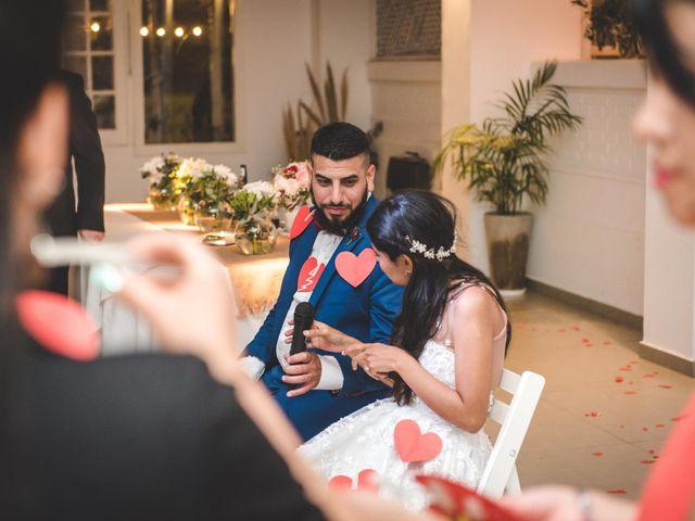 El casamiento de David y Tefy en Villa Allende, Córdoba 131
