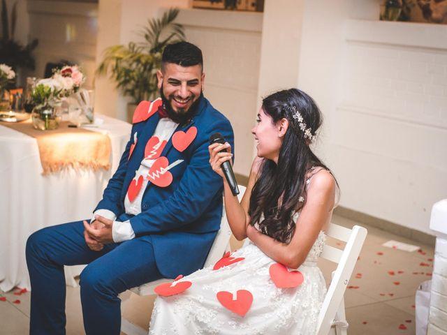 El casamiento de David y Tefy en Villa Allende, Córdoba 132
