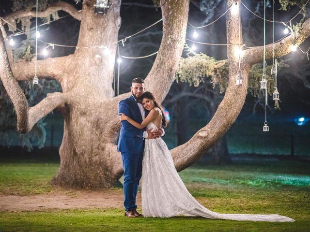 El casamiento de Tefy y David