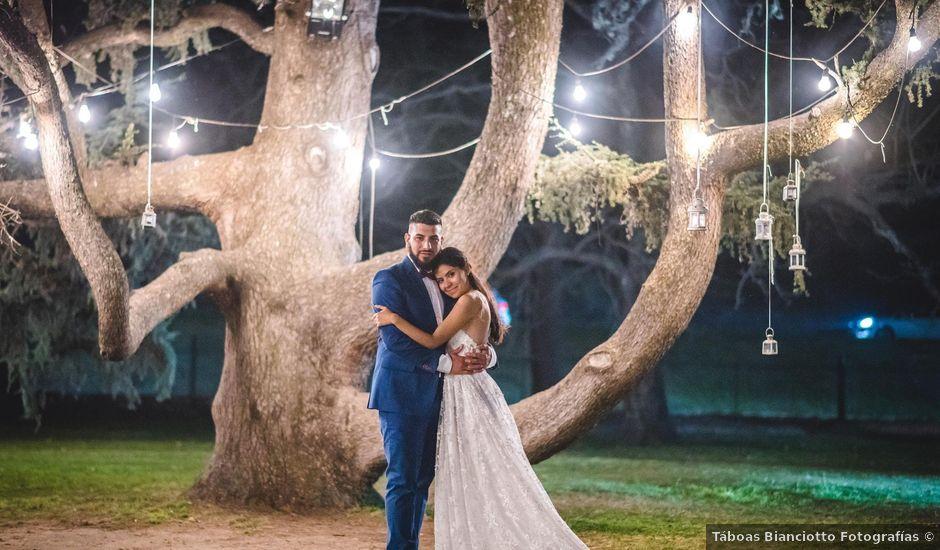 El casamiento de David y Tefy en Villa Allende, Córdoba