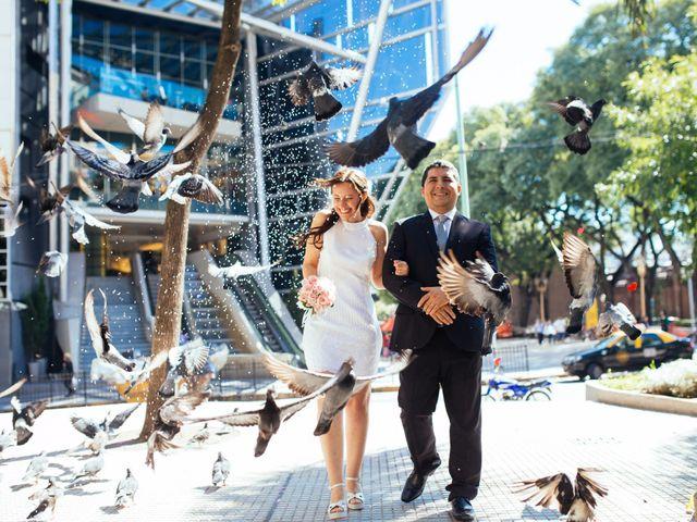 El casamiento de Sabrina y Jose Luis