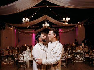 El casamiento de Diego y Rubén