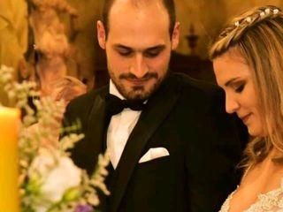 El casamiento de Agustina  y Martín