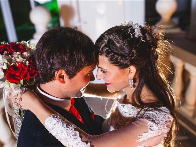 El casamiento de Marcos y Marcela en La Laguna, Córdoba 1