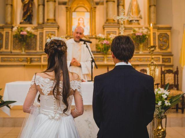 El casamiento de Marcos y Marcela en La Laguna, Córdoba 4