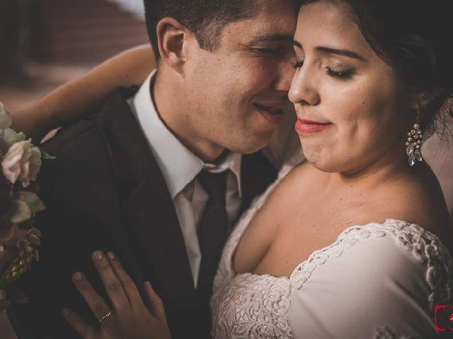 El casamiento de Victoria y Tomás