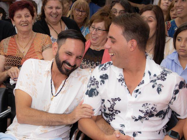 El casamiento de Rubén y Diego en Monte Grande, Buenos Aires 4