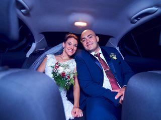 El casamiento de Donna y Enrique 1