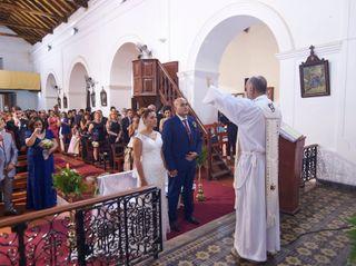 El casamiento de Donna y Enrique 2