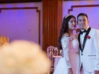 El casamiento de Daniela y Fernando 3