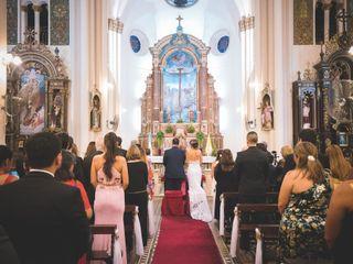El casamiento de Gabriela y Juan Cruz