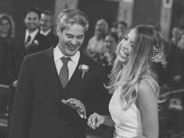 El casamiento de Julieta y Pablo
