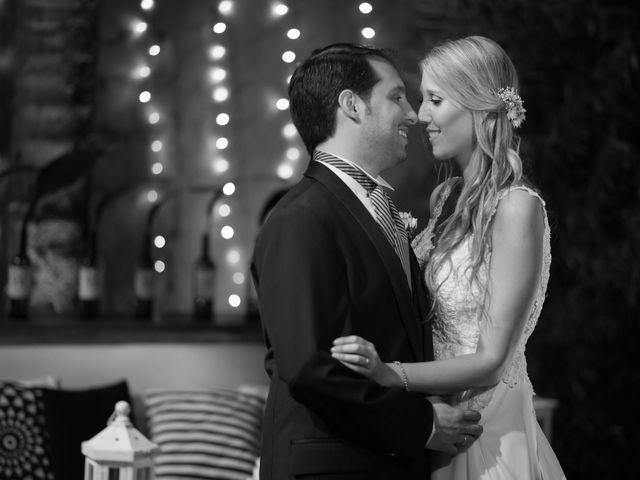 El casamiento de Naty y Fede
