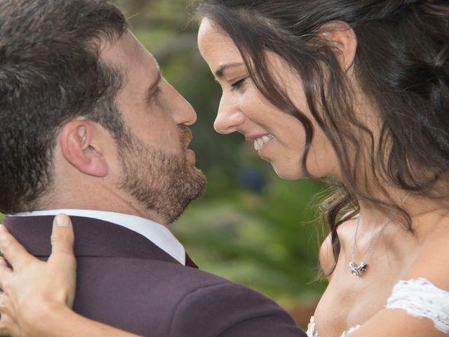 El casamiento de Romina y Martin