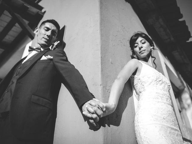 El casamiento de Cindy y Christian