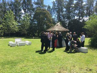 El casamiento de Daniela y Andrés 3