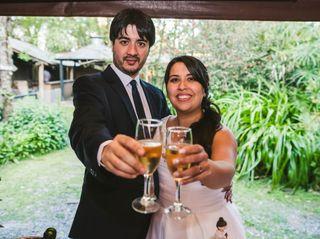 El casamiento de Daniela y Andrés