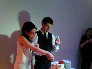 El casamiento de Maty y Cintia