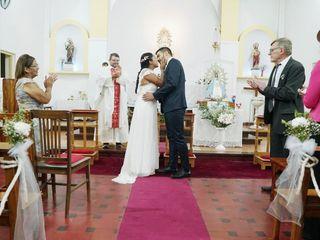 El casamiento de Dani y Leo