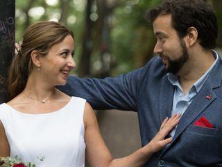 El casamiento de Emanuel y Brenda 1