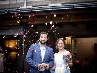 El casamiento de Emanuel y Brenda