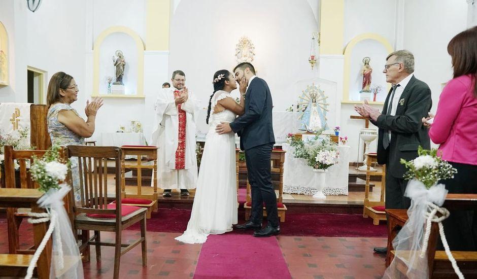 El casamiento de Leo y Dani en Longchamps, Buenos Aires