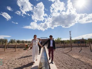El casamiento de Delfina y Federico