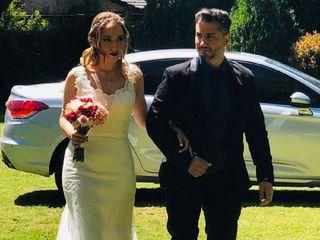 El casamiento de Cecilia  y Ezequiel 3