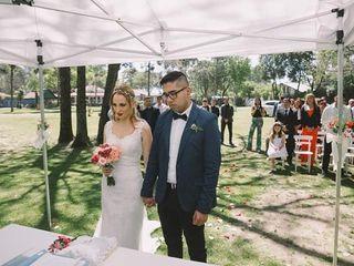 El casamiento de Cecilia  y Ezequiel 2