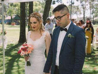El casamiento de Cecilia  y Ezequiel 1